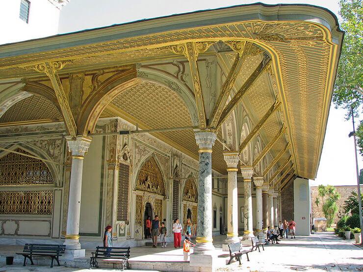 palacio topkapi 2